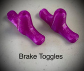 Brake Toggles for Paraglider