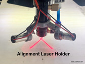 Alignment Laser Holder-3D Print (FREE Downloadable File)