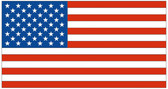US Flag Vector (FREE Downloadable DXF, AI, EPS File)