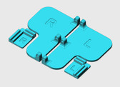 Hinge Fix for Trim Flap Panel on Mercedes SL550 (R230)