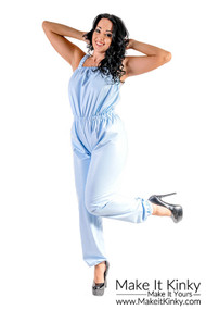Dungaree suit AB28