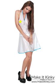 Halterneck dress DR06