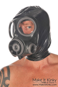 Fitted Gasmask Hood HO06