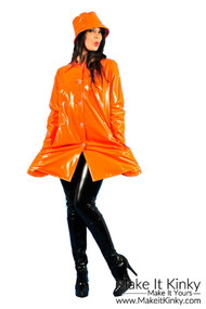 Sixties Raincoat RA28