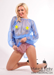 AB Poppered Playsuit -IN STOCK-