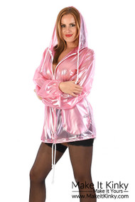 PVC Jelly Coat -IN STOCK-
