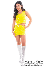 Clubbers Straight Skirt -IN STOCK-