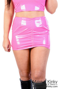 Club Gathered Skirt -IN STOCK-