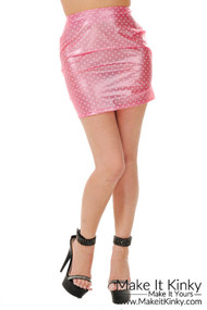 A-Line Style Miniskirt -IN STOCK-