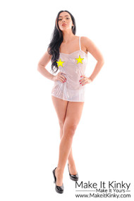 PVC Babydoll -IN STOCK-
