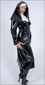 PVC Nuns Outfit -IN STOCK-