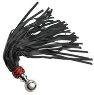 Premium Leather Ball Handle Flogger
