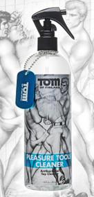 Tom of Finland Pleasure Tools Cleaner- 16oz