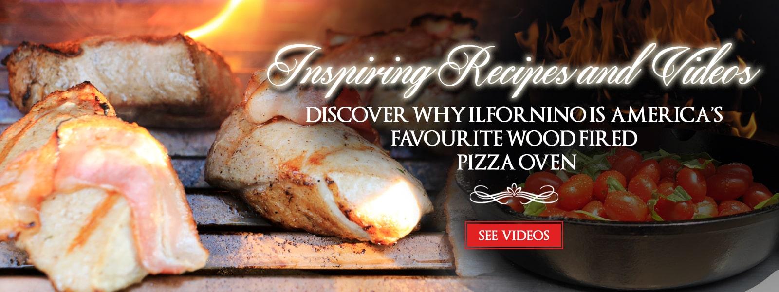 ilFornino Pizza Ovens Videos