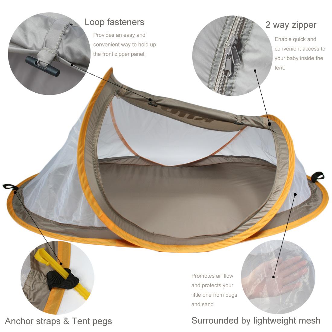 kilofly baby beach tent