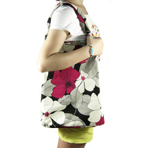 kilofly Large Bohemian Cloth Shoulder Bag Handbag Tote, Musetta