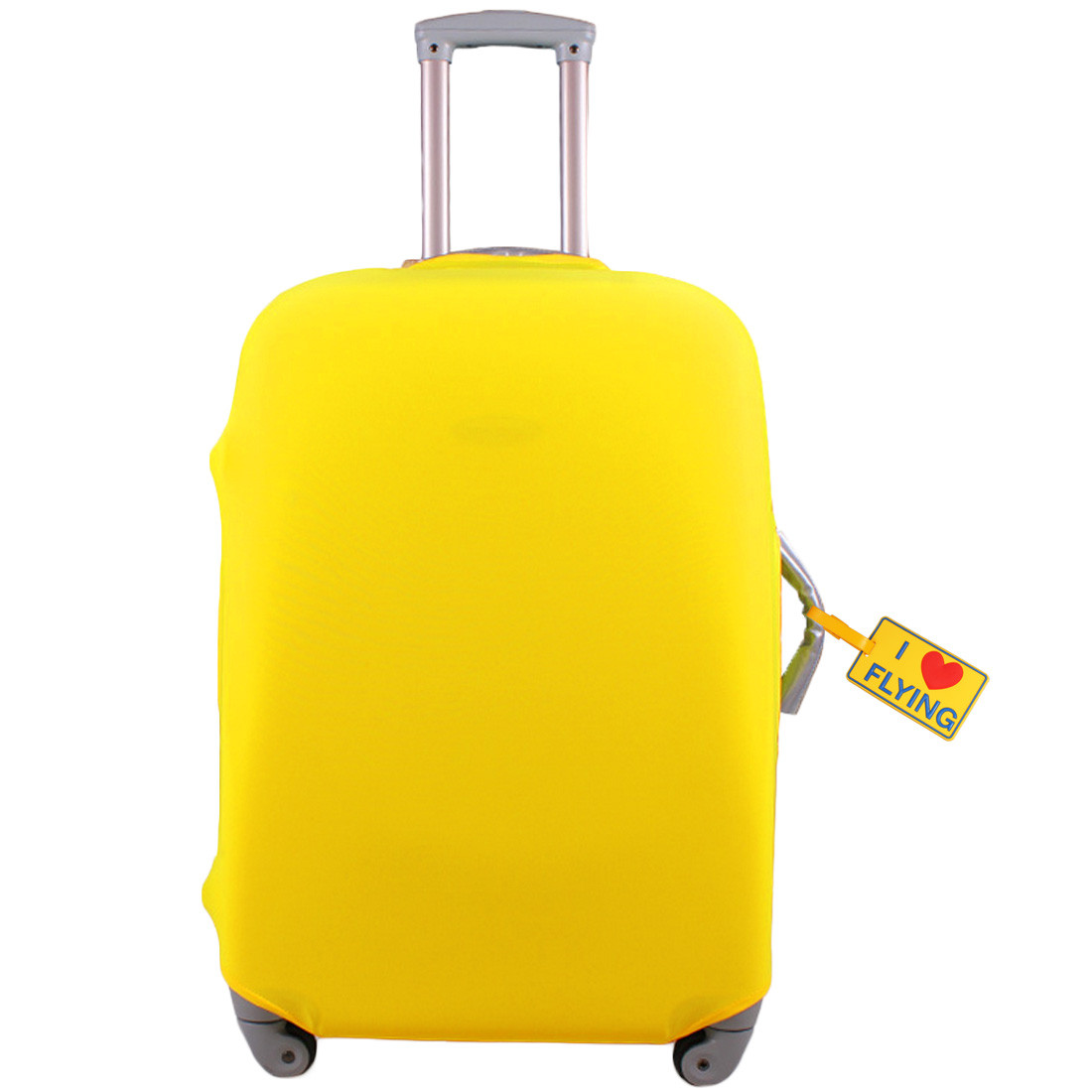 0f922d068619 kilofly Travel Suitcase Trolley Case Cover Protector 18 - 30 Inch and  Luggage Tag