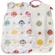 KF Baby Set of 2 Muslin Sleep Bag Wearable Blanket, [Infants to Toddlers]