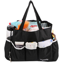 "kilofly Baby Diaper Bag Insert Organizer Multi Pocket Large 12x5x10"" Purse Liner"