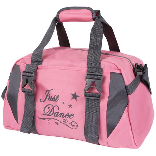 kilofly Girls Women Ballet Dance Sport Gym Yoga Duffel Shoulder Crossbody Bag