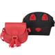 kilofly 2pc Little Girls Cute Cat Handbag Shoulder Bag Crossbody Purse Combo Set