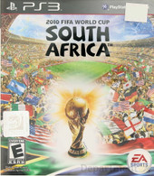 2010 Fifa World Cup South Africa Game For PS3