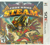 Code Name S.T.E.A.M. For Nintendo 3DS