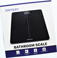 Zoetouch Digital Bathroom Scale