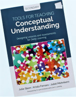 Tools For Teaching Conceptual Understanding Secondary Paperback Book