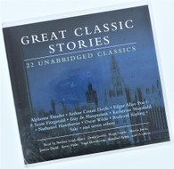 GREAT CLASSIC STORIES Audiobook (6 CD SET)
