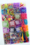 Buself Rainbow Rubber Bands Kit