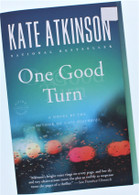 One Good Turn By Kate Atkinson (Paper Back)