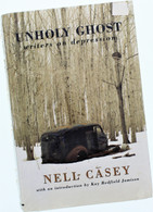 Unholy Ghost By Nell Casey (Hard Back)