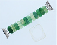 Green Agate 42mm Watch Band