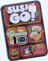 Sushi Go The Pick And Pass Card Game