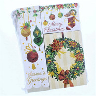 Flomo Christmas Jewelry Boxes 12 Pack Holiday