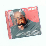 Barry White Icon CD