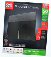 ONE FOR ALL Suburbs Antenna (60-Mile Range)
