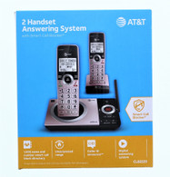 At&T 2 Handset Answering System (CL82229)