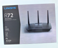 Linksys R72 Max-Stream Dual-Band WiFi 5 Router