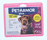 PetArmor Plus For Large Dogs