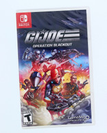 G.I. Joe Operation Blackout Nintendo Switch Game