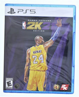 NBA 2K21 Edition Mamba Forever For PS5