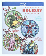 Essential Holiday Collection Blu-Ray