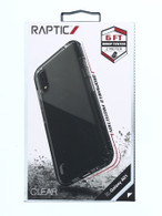 Raptic Clear Case For Galaxy A01