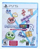 PuYo PuYo Tetris 2 The Ultimate Puzzle Match For PS5