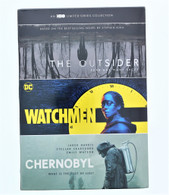 HBO Limited Series Collection The Outsiders/Watchmen/Chernobyl DVD