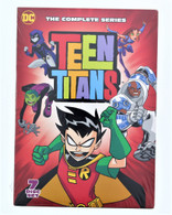 Teen Titans The Complete Series DVD