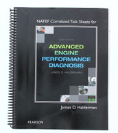NATEF Correlsted Task Sheets For Advanced Engine Performance Diagnosis Book