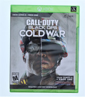 Call Of Duty Black Ops Cold War Game For Xbox One/Xbox Series X